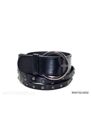 Ж40 (99) ВВ тройной иск.кожа черный Ж40102-0002