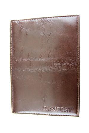 Обложка для паспорта No name мягкая 132122-0005