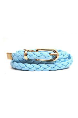Ж10(93) ВВ мт плетенка голубая 310003-0016