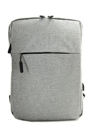 Рюкзак No name 1719# с USB серый