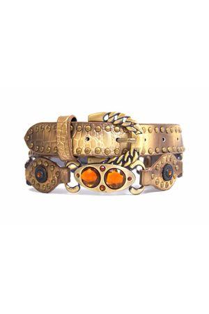 Ж30 ВВ Кулон G506/А564 золотой Ж30055-0003