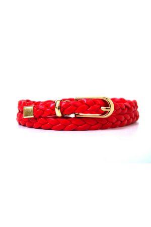 Ж10(93) ВВ мт плетенка красная 310003-0004