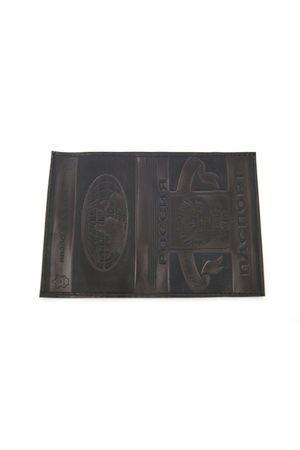 Обложка для паспорта обычная черная