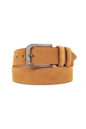 Д40(99) BT.Belt замша светло-коричневый Д40093-0003