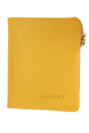 Кошелек женский Sezfert YH6631# желтый