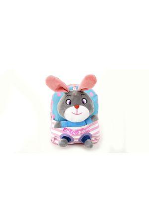 Рюкзак детский No name 678 розовый 150980-0023
