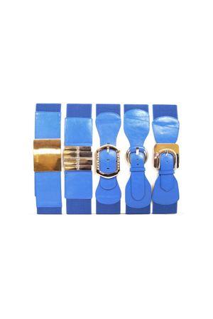 Ж75 No name резинка синяя 375001-0002
