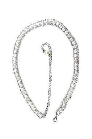 Ж15(99) ВВ цепь стекло мет.белая 315015-0004