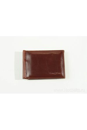 Зажим для денег YangFan 1005-2 бордовый