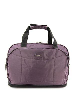 Саквояж Garant 014 р/ж фиолетовый