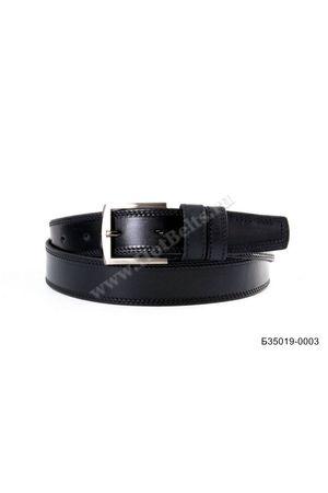 Б35 Оскар к/т кожа черный Б35019-0003