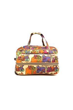 Колесная сумка Continent С-16 дизайн