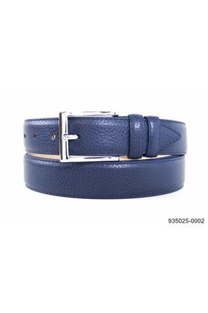 Б35(96) Майбик ВЕЛИКАН кожа дутый синий 935025-0002