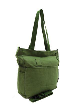 Сумка-шоппер No name C9873# зеленая