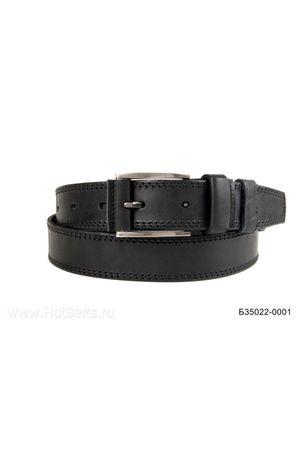 Б35 Оскар обт кожа черный Б35022-0001