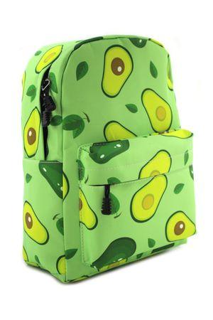 Рюкзак No name зеленый 151166-0039