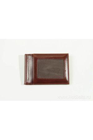 Зажим для денег YangFan 1027-1 бордовый