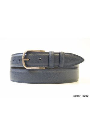 Б35(96) Майбик ВЕЛИКАН кожа(флотер) синий 935021-0202