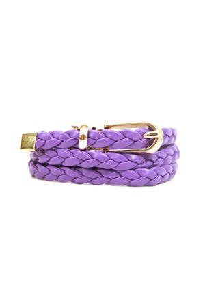 Ж10(93) ВВ мт плетенка фиолетовая 310003-0019