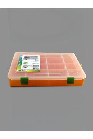 Бокс для рыболовных принадлежностей Fisherbox 310B orange