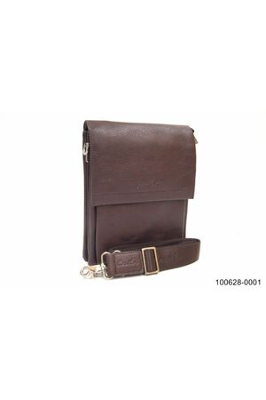 Сумка Cantlor W0883B-02 коричневая