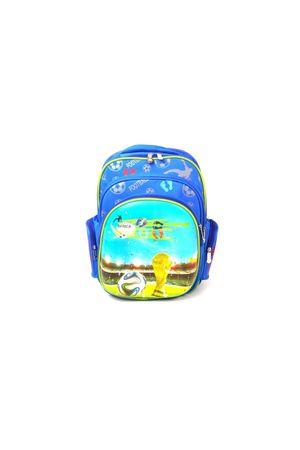 Рюкзак Ajeeb 8562# голубой