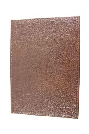 Обложка для паспорта No name мягкая 132122-0006