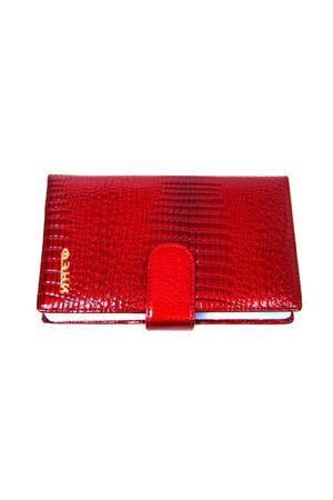 Визитница Фэни LE020-108-1 красная