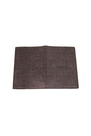 Обложка для паспорта No name 02-1# черная