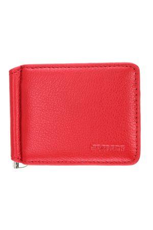 Зажим для денег Sezfert 1-014-2# красный