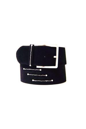 Ж60(97) ВВ замша косой черный Ж60013-0001