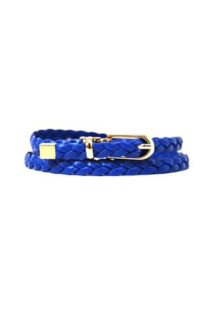 Ж10(93) ВВ мт плетенка синяя 310003-0008
