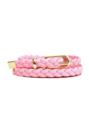 Ж10(93) ВВ мт плетенка розовая 310003-0018