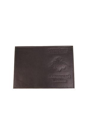 Обложка для военного билета черная