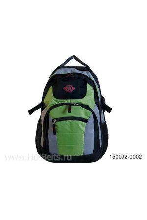 Рюкзак школьный Monkking HS-3157 зеленый