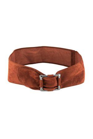Ж90(99) ВВ галстук обтяжка светло-коричневый Ж90006-0007