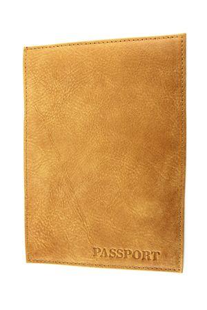 Обложка для паспорта No name мягкая 132122-0007