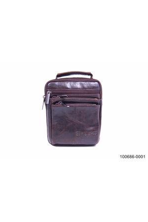 Сумка H.T. W8075 коричневая